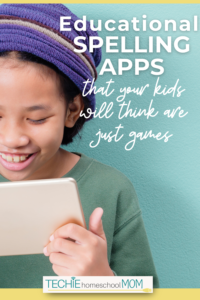 Is your child struggling with learning how to spell? Your kids will love these spelling apps so much that they won't even realize they're learning.