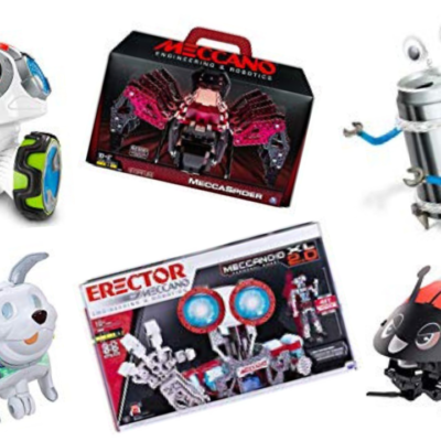 12 Best Robot Toys and Kits for Techie Kids