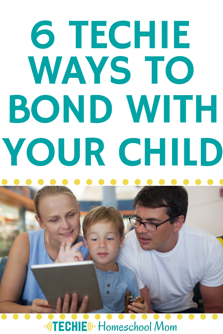 If you can't beat 'em, join 'em. Check out these ideas to bond with your kids who love tech.