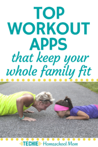 It's time to get your WHOLE family in shape. These top workout apps make it easier to keep your family fit.