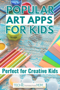 My kids love art and they love playing on my phone. So, I found this bunch of apps that will satisfy both of those loves. Check it out to try 12 cool art education apps.