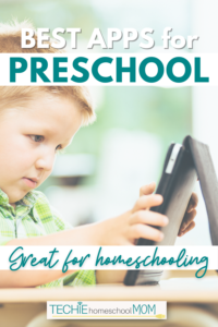 If  your preschooler is having screen time, you want them to be learning something and not just wasting their time, right?  This is a great list of preschool apps that are fun AND educational.