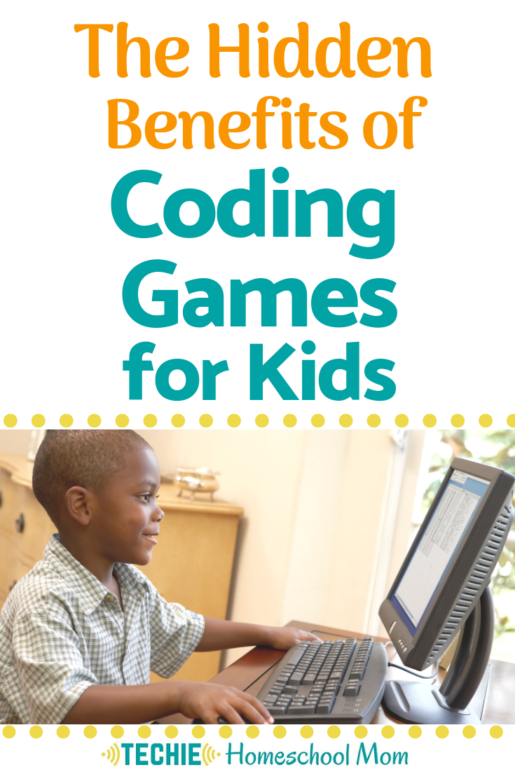 I never really thought about all the advantages of teaching my kids to code. This makes so much sense.