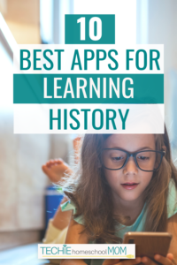 The easiest way to get a kid to learn something nowadays is to hand them your phone, right? No complaints. Try out these history apps to help your kids with their social studies lessons.