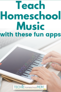Take your kids' music education up a notch with these fun apps that teach about music.