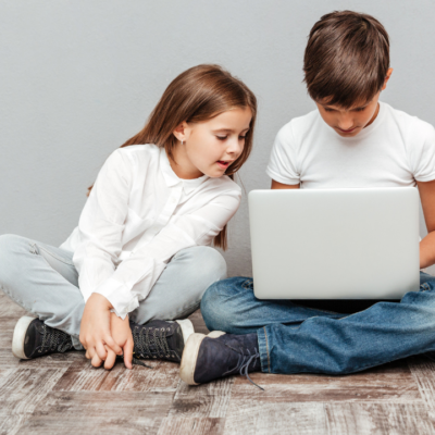 How Much Screen Time for Kids is OK?