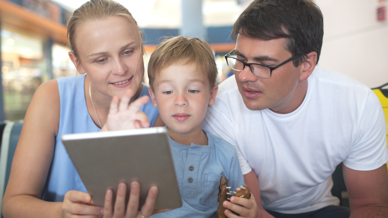 6 Techie Ways to Bond With Your Child