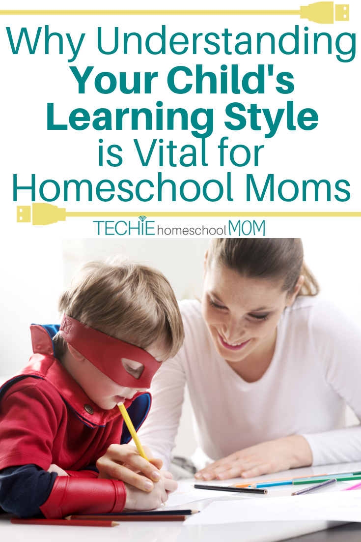 Understanding your child's learning style will make you a better homeschool mom. Read to discover tips for teaching your kids, no matter what way they learn best.