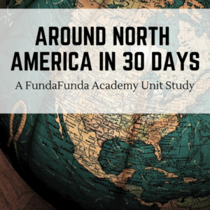 Around North America in 30 Days