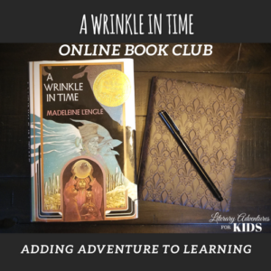 A Wrinkle in Time Literary Adventure