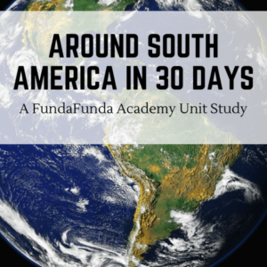 Around South America in 30 Days