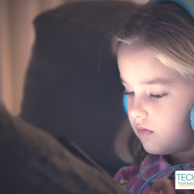 Using Technology to Homeschool a Child with Sensory Issues