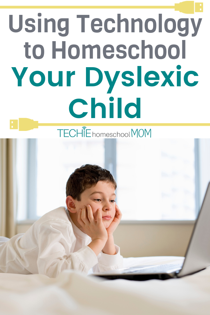 Homeschooling a dyslexic child presents some challenges. But, using apps and devices can help. Discover how a homeschool mom adapts to educate her child with dyslexia.
