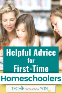 Your first year of homeschooling may seem overwhelming. Read these tips to help you navigate the beginning of your homeschool journey