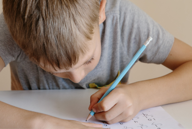 """Help! My child's handwriting is horrendous!"" Is this you? Have you taken advantage of all the techie options to help a child with bad handwriting? Take a look at these resources that can help."