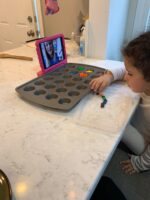 Math and counting with M&M