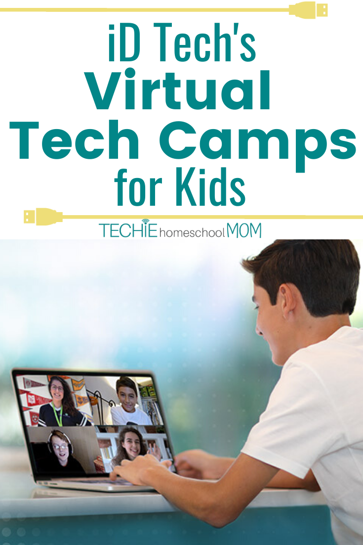 Want to send your kids to a fun technology-focused camp, but can't find any near you? Check out this option for a virtual tech camp.