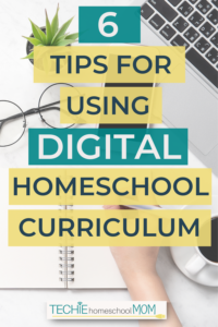 Stop using up ink and paper by printing out every bit of digital curriculum you get for your homeschool. Check out this list of alternative ways to use all those ebooks.