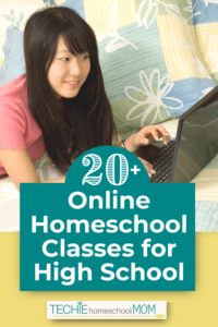 Math, Science, English and more ... Discover over 20 websites that offer online high school courses to use for homeschooling.