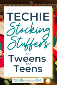 These cool stocking stuffers are sure to please any tween or teen who likes technology. From earphones to texting gloves to mini-arcade games, you're sure to find something special to give.