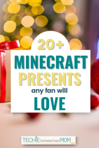 Got a kid who loves Minecraft? Check out these 20 cool gifts for the Minecraft fan in your life.