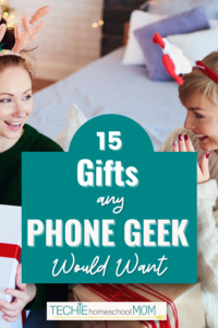 Here's A List of the Perfect Gifts to Give That Friend Who Can't Live Without Their Phone