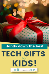Here's a Round-Up of The Best Gifts for Kids Who Love All Things Techie.