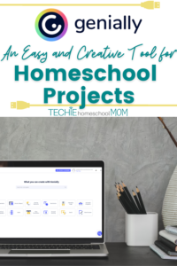 Ditch boring traditional student projects and assign interactive homeschool projects instead. See examples of projects you can make with Genially.