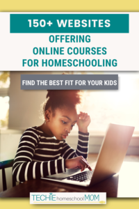 Check out the Online Homeschool Curriculum Directory. You'll find 100s of online courses - search by grade and subject to find the best fit for your family.
