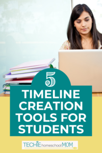 Kids love creating with apps. Find out which apps students can use to create a timeline online for school projects.