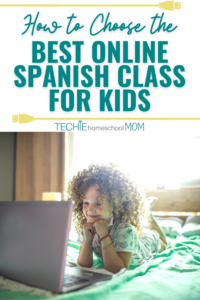 Find out what to look for in a Spanish class for kids (and discover a recommendation for one of the best online Spanish classes on the web)