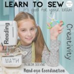 Kids Sewing Curriculum - Learn To Sew Kids
